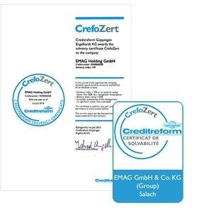 Credit Worthiness Certificate Fr