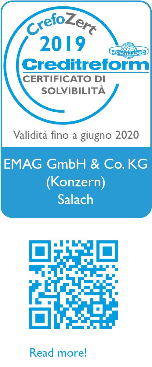 Weblogo 2019 Italienisch 7030123638 E M A G Gmb H & Co K G Konzern