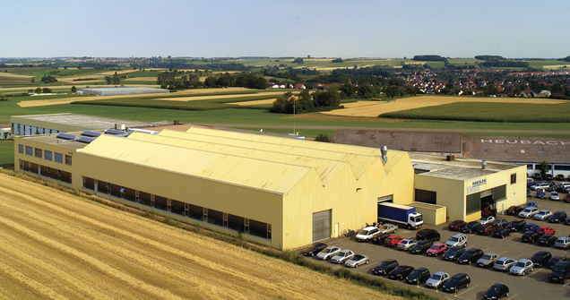 Location Emag Automation Heubach