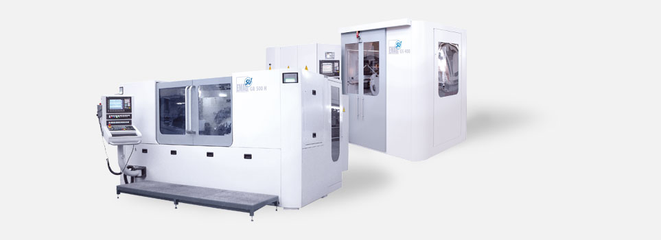 Banner Gear Grinding Machines Overview