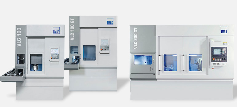 Custom manufacturing solutions based on VLC series CNC turning centers