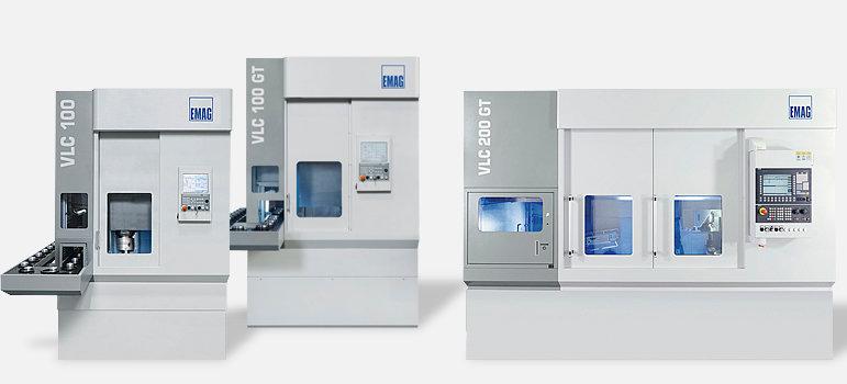 Soluzioni produttive customizzate con torni CNC della serie VLC