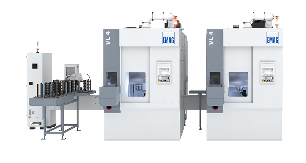 Image result for VL 4 DUO line emag machine image